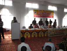 Annual Day function of CBR Fatehpur Project